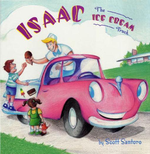 Isaac the Ice Cream Truck EB9781588245762