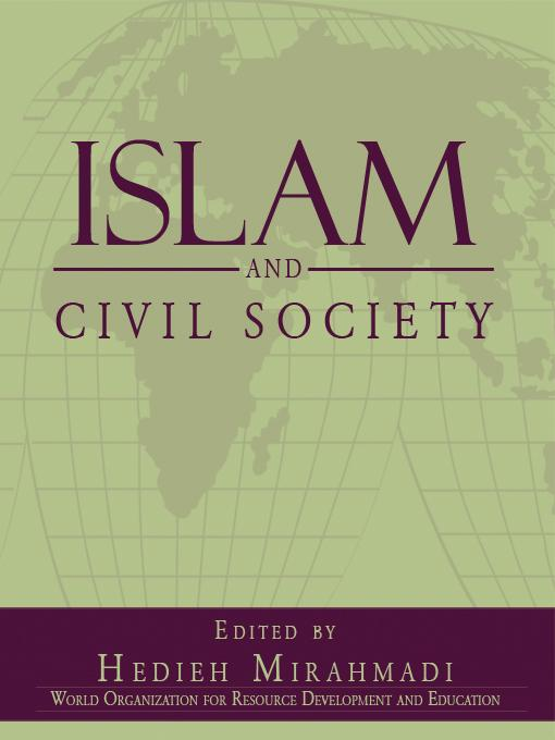 Islam and Civil Society EB9781930409316