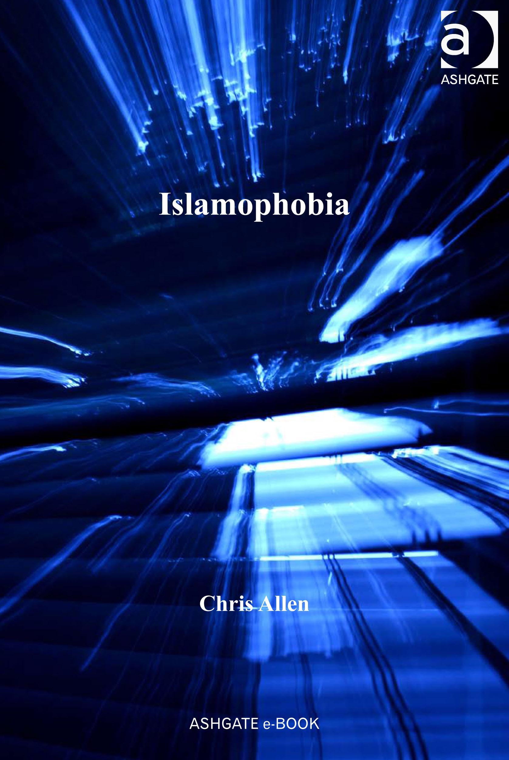Islamophobia EB9781409417576