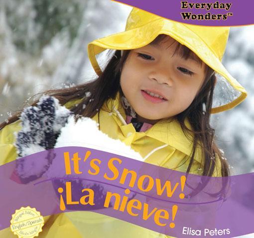 It's Snow! / ?La nieve! EB9781435849822