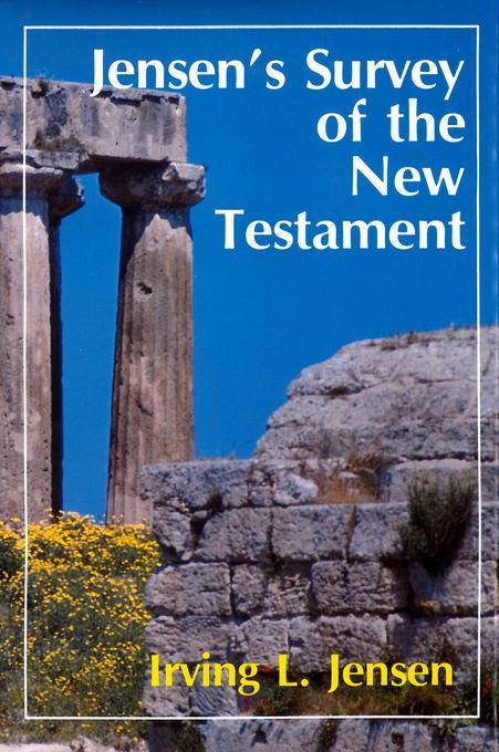 Jensen's Survey of the New Testament EB9781575676227