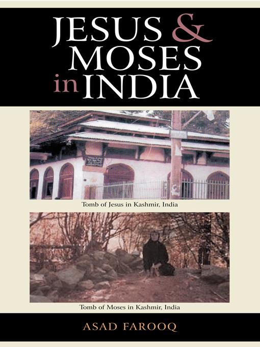 Jesus and Moses in India EB9781450282628