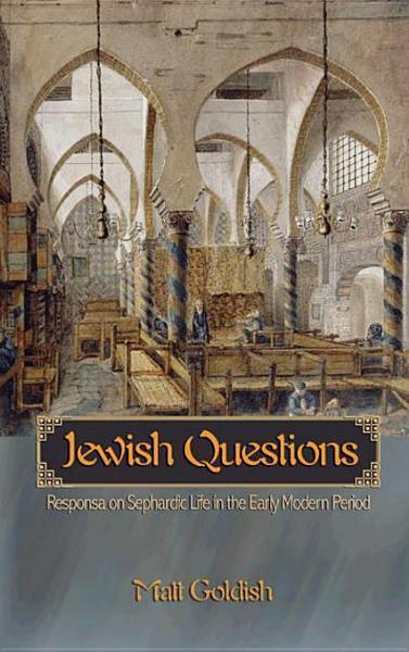 Jewish Questions EB9781400829002