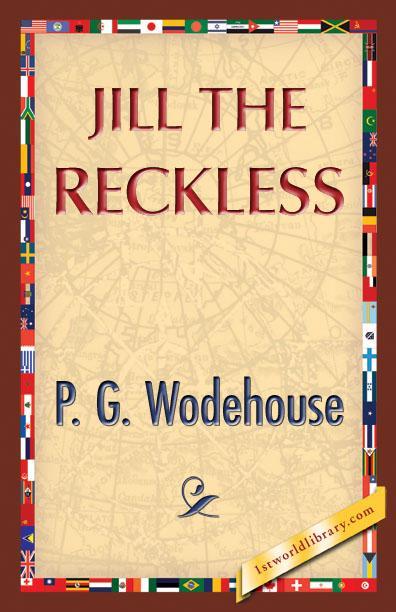 Jill the Reckless EB9781421846477