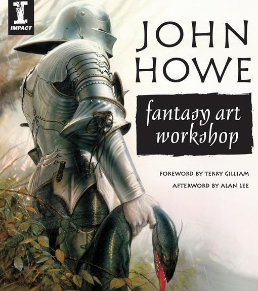 John Howe Fantasy Art Workshop EB9781446352977