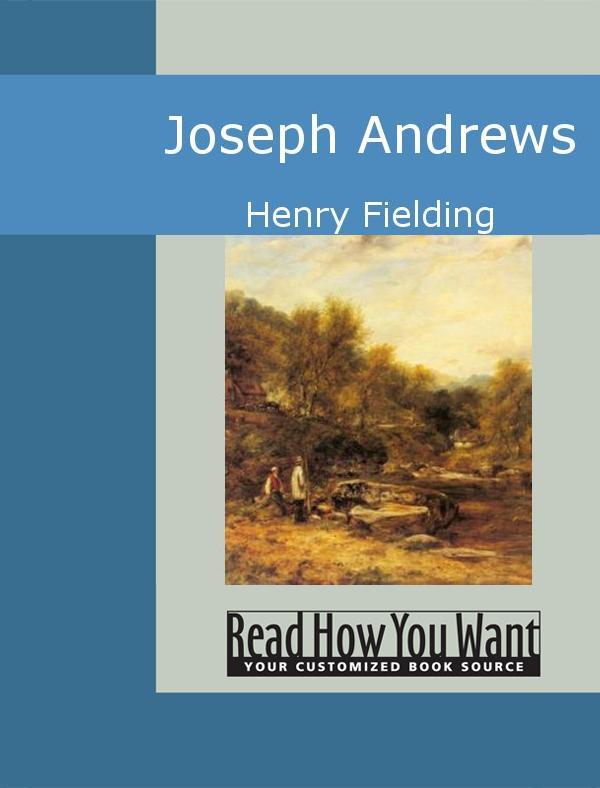 Joseph Andrews EB9781442940246
