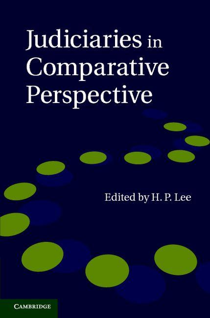 Judiciaries in Comparative Perspective EB9781139119184