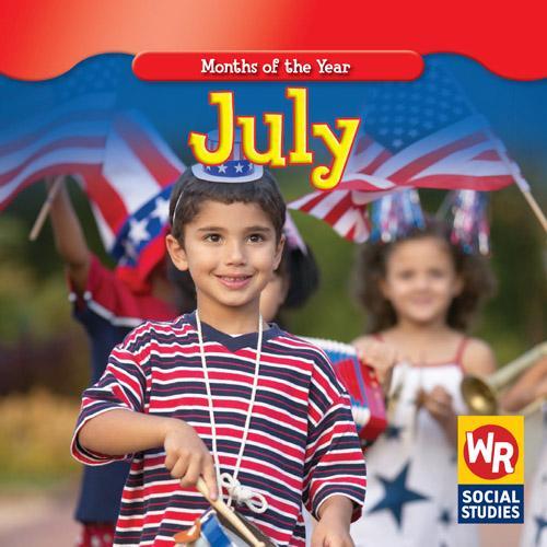 July EB9781433944192