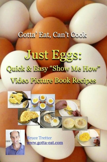 Just Eggs: Quick & Easy