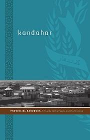 Kandahar Provincial Handbook: A Guide to the People and the Province EB9781936336371