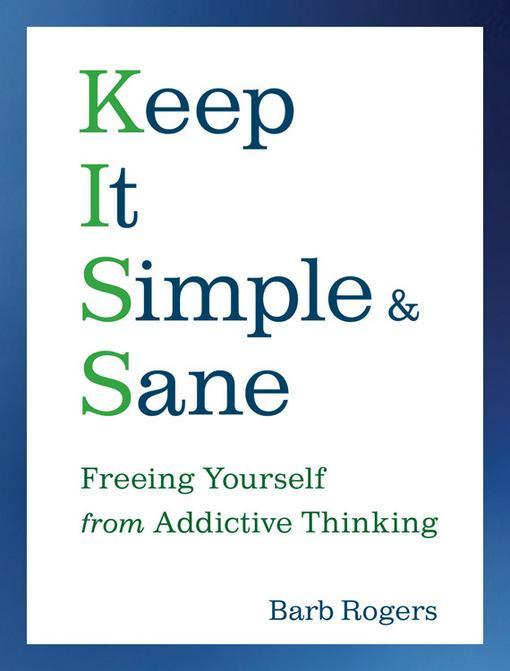 Keep It Simple and Sane EB9781609250607