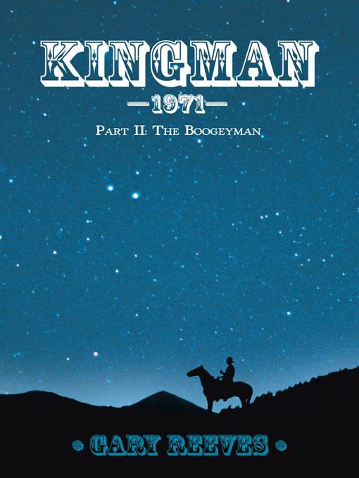 Kingman-1971: Part II: The Boogeyman EB9781426955792