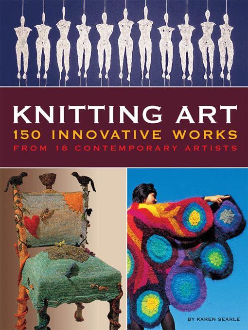 Knitting Art EB9781616731274