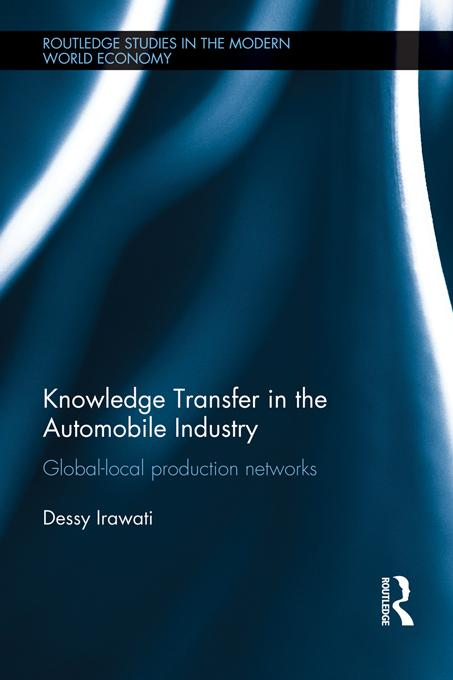 Knowledge Transfer in the Automobile Industry EB9781135421915