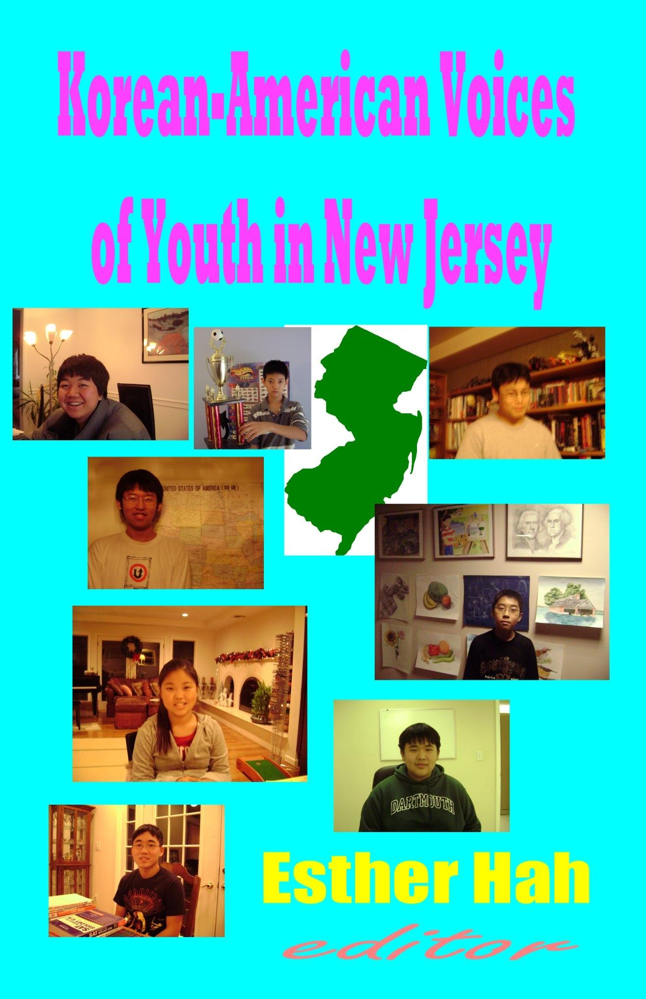 Korean-American Voices of Youth in New Jersey EB9781596893825