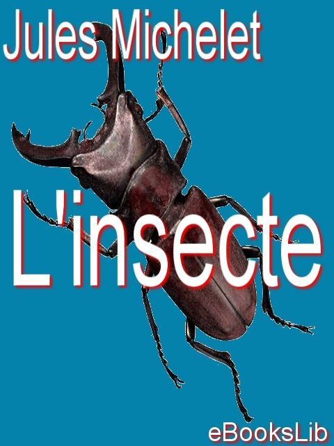 L'insecte EB9781412122689