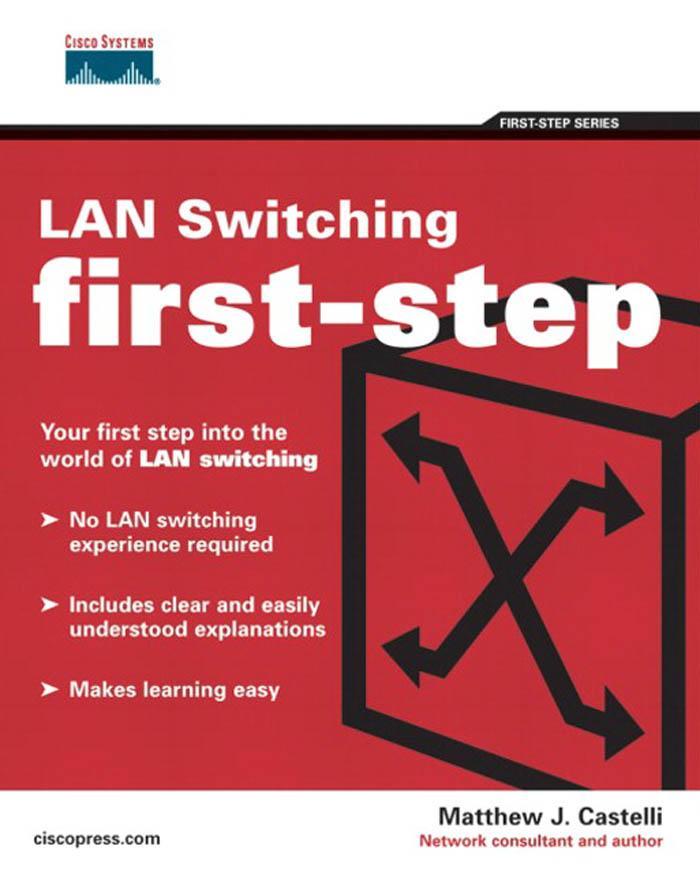 LAN Switching First-Step EB9781587054198