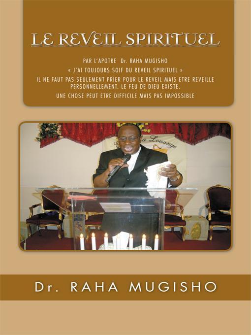 LE REVEIL SPIRITUEL EB9781426992254