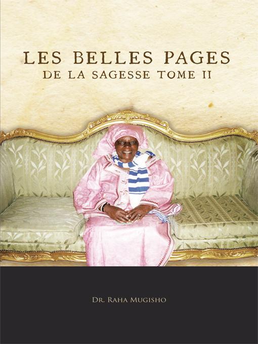LES BELLES PAGES DE LA SAGESSE TOME II EB9781426979606