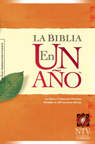 La Biblia En Un Ano Ntv EB9781414368061
