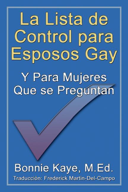 La Lista de Control para Esposos Gay Y Para Mujeres Que se Preguntan EB9781926585895