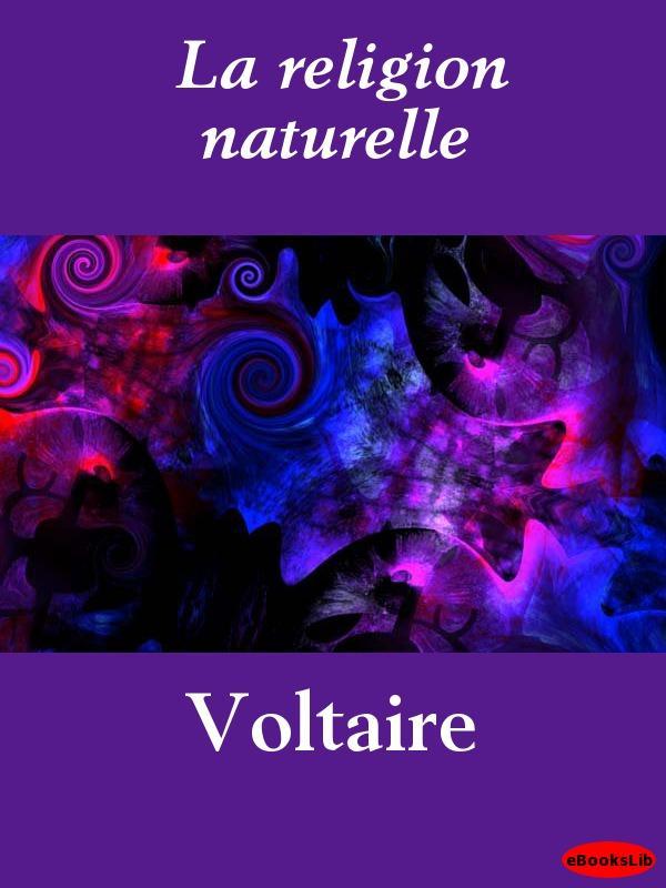 La religion naturelle EB9781412194846