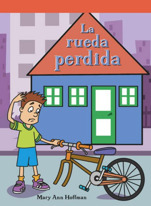 La rueda perdida (The Missing Wheel) EB9781448833665