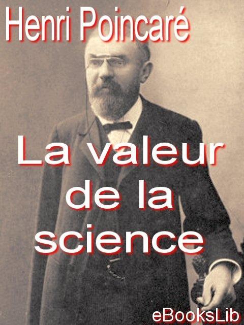 La valeur de la science EB9781412174671