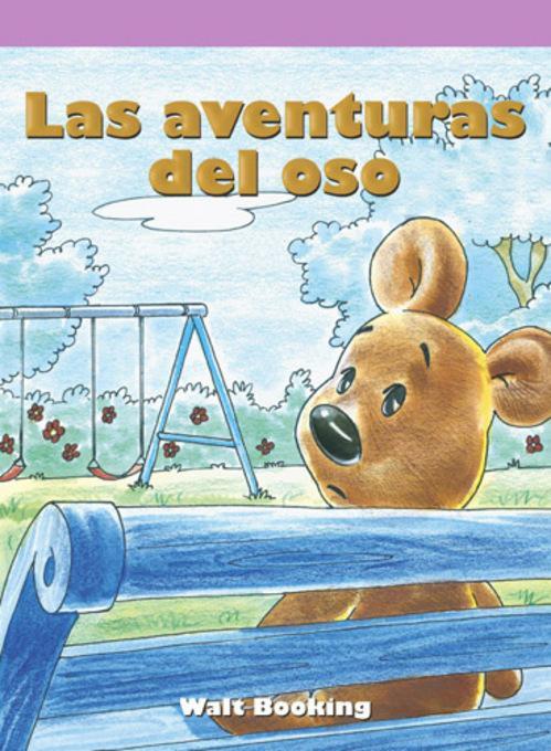 Las aventuras del oso (Teddy's Tale) EB9781448834860