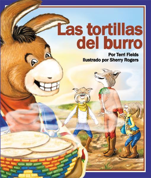 Las tortillas del burro EB9781934359556