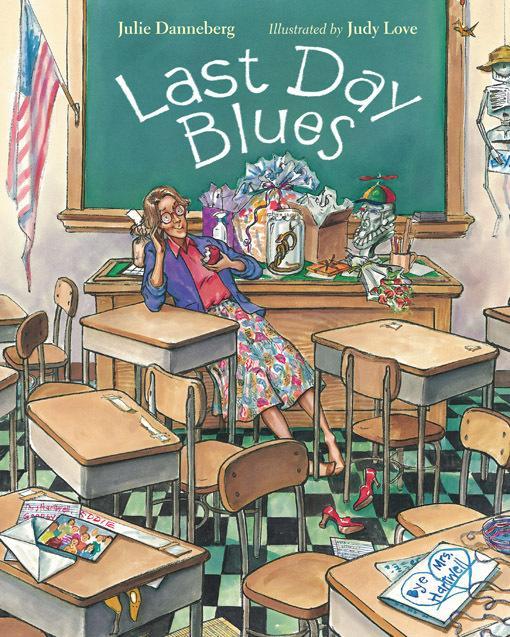 Last Day Blues EB9781607342878