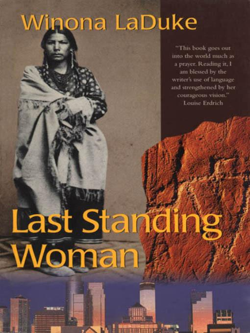 Last Standing Woman EB9781610600590