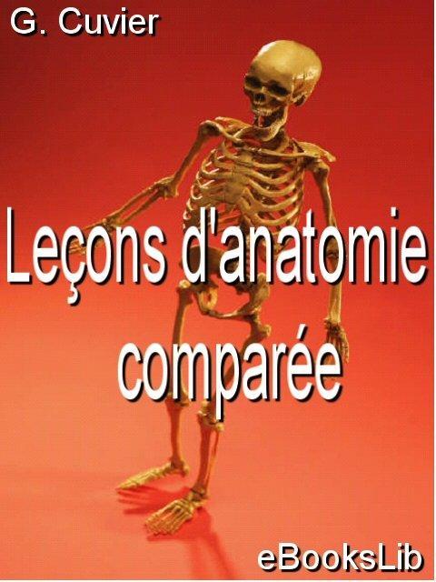 Le?ons d'anatomie compar?e EB9781412172745