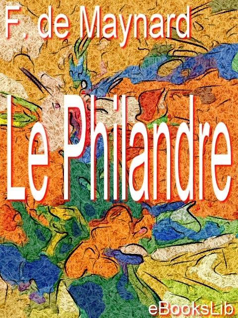 Le philandre EB9781412122382