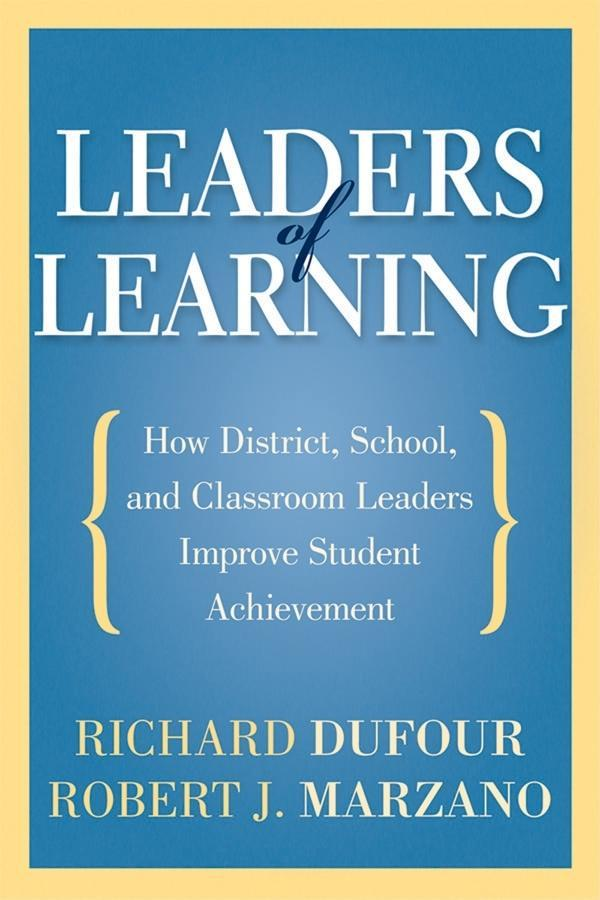 Leaders of Learning EB9781935542681