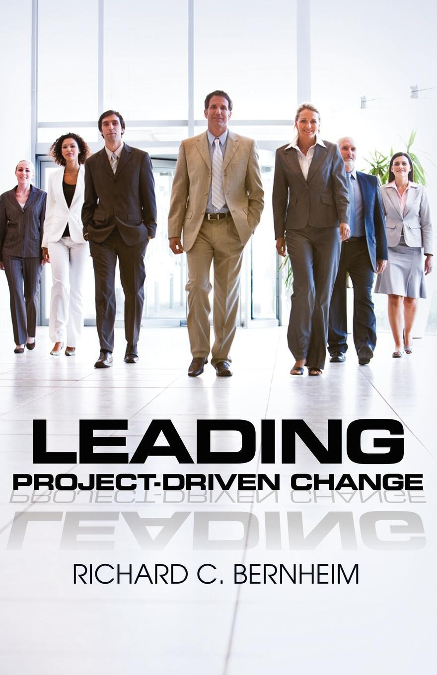 Leading Project-Driven Change EB9781554891160