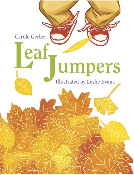 Leaf Jumpers EB9781607341376