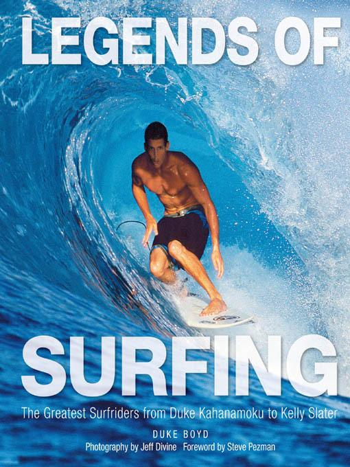 Legends of Surfing EB9781616731083