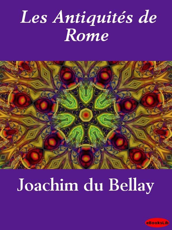 Les Antiquit?s de Rome EB9781412180757