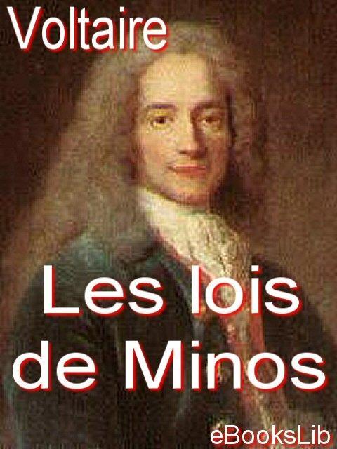 Les lois de Minos EB9781412175197
