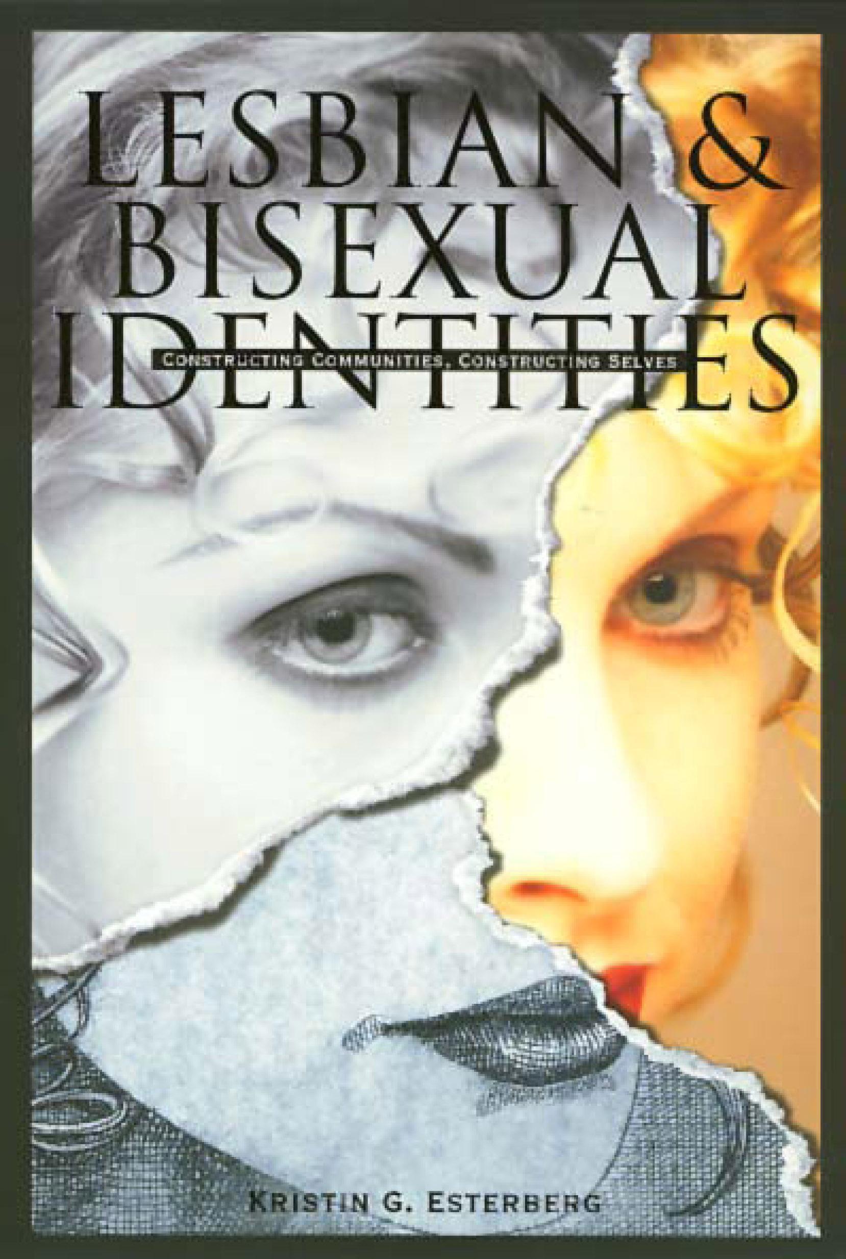 Lesbian & Bisexual Identities EB9781439904428
