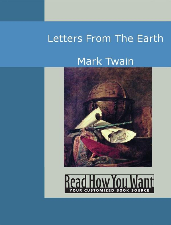Letters From The Earth EB9781442945999