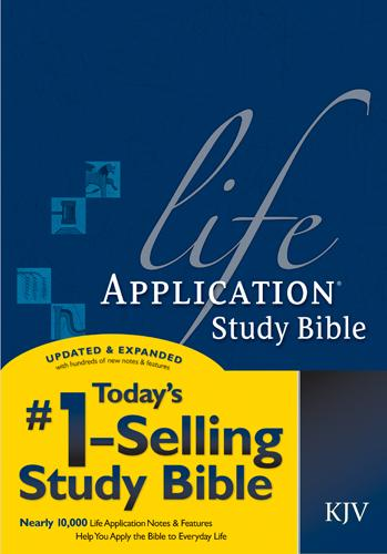 Life Application Study Bible-KJV EB9781414371733