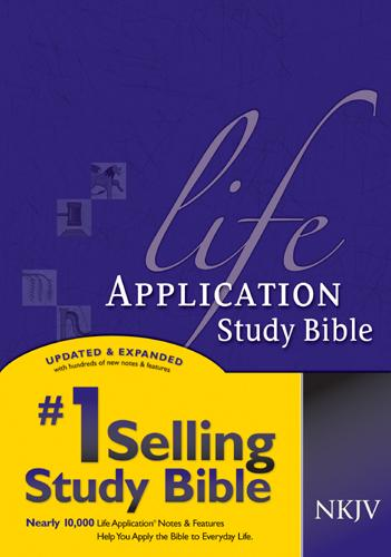 Life Application Study Bible-NKJV EB9781414371771