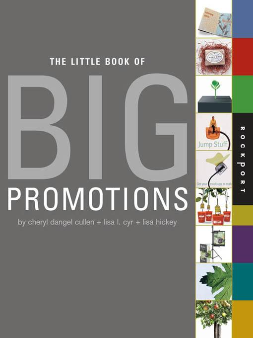 Little Book of Big Promotions EB9781616736460