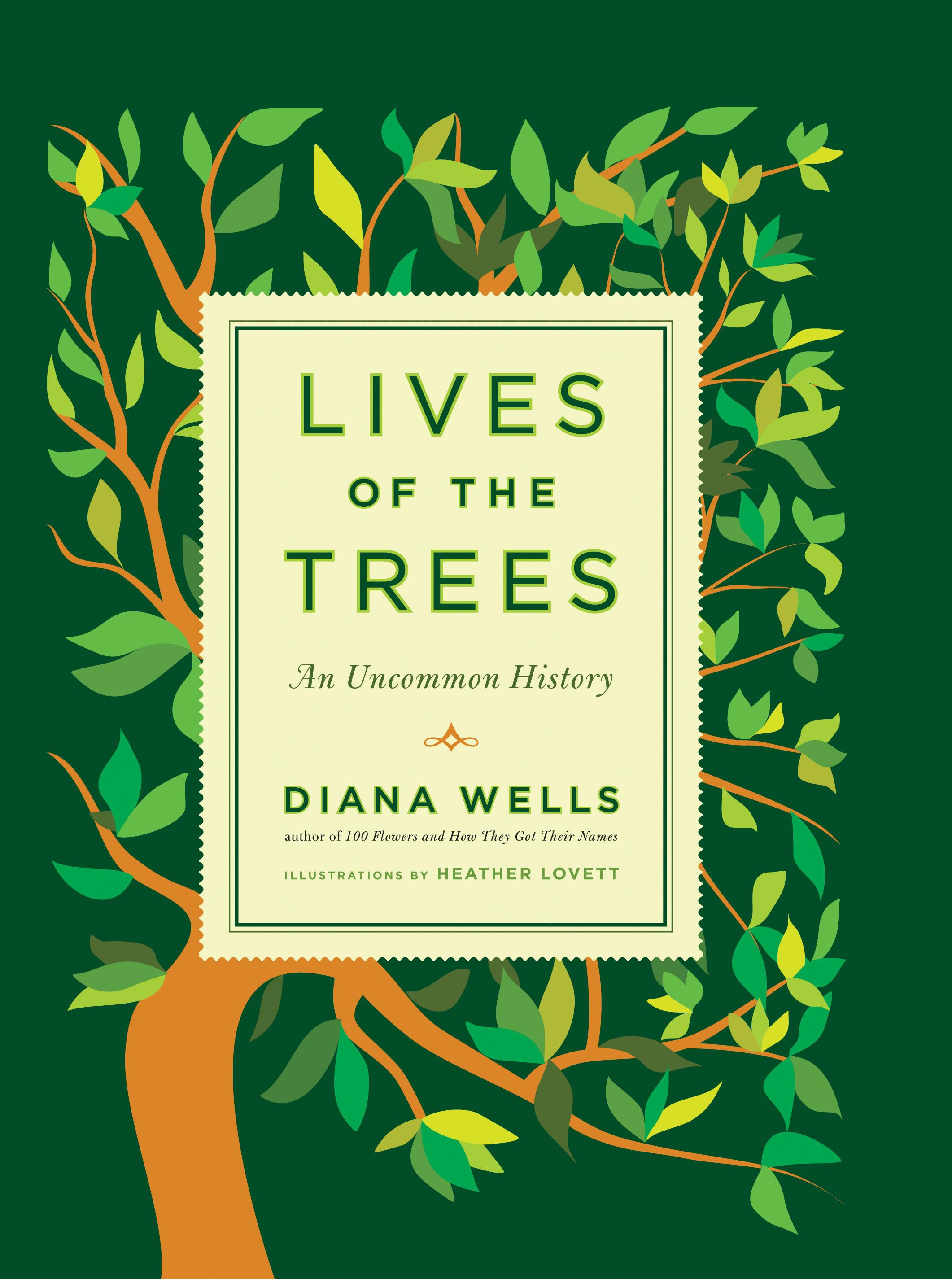 Lives of the Trees EB9781565129696