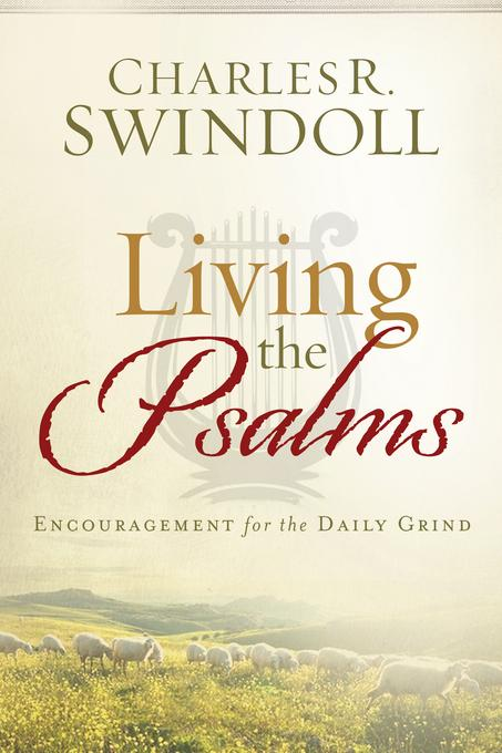 Living the Psalms: Encouragement for the Daily Grind EB9781617950971