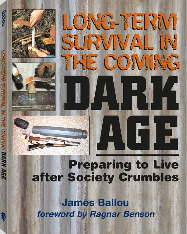 Long-Term Survival In The Coming Dark Age: Preparing to Live after Society Crumbles EB9781610041317