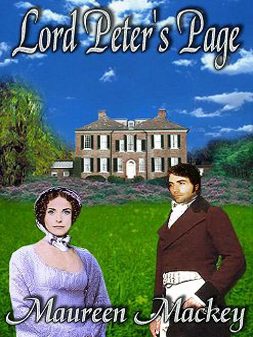 Lord Peter's Page EB9781587490156