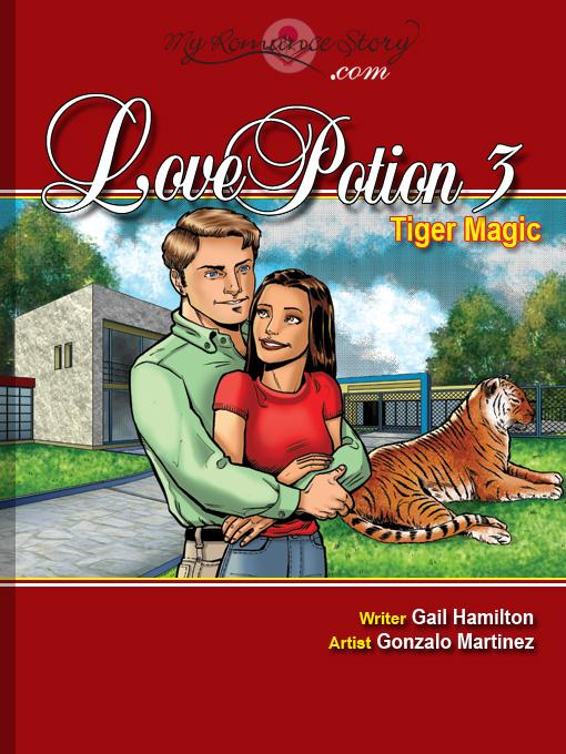 Love Potion 3: Tiger Magic EB9781886114234